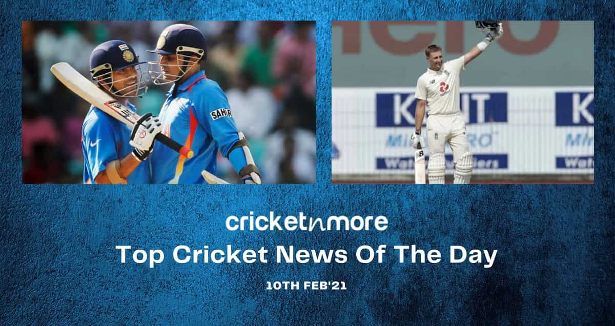 Top Cricket News Of The Day 10th Feb