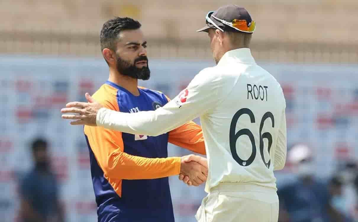 Cricket Image for ICC Test Ranking में विराट कोहली को पछाड़कर नंबर 3 पर पहुंचे जो रूट, चार साल बाद ह