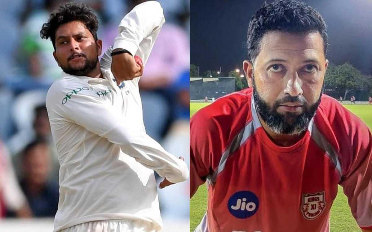 Cricket Image for कुलदीप यादव को लेकर वसीम जाफर हुए दुखी, बोले वापसी की उम्मीद नहीं खोना