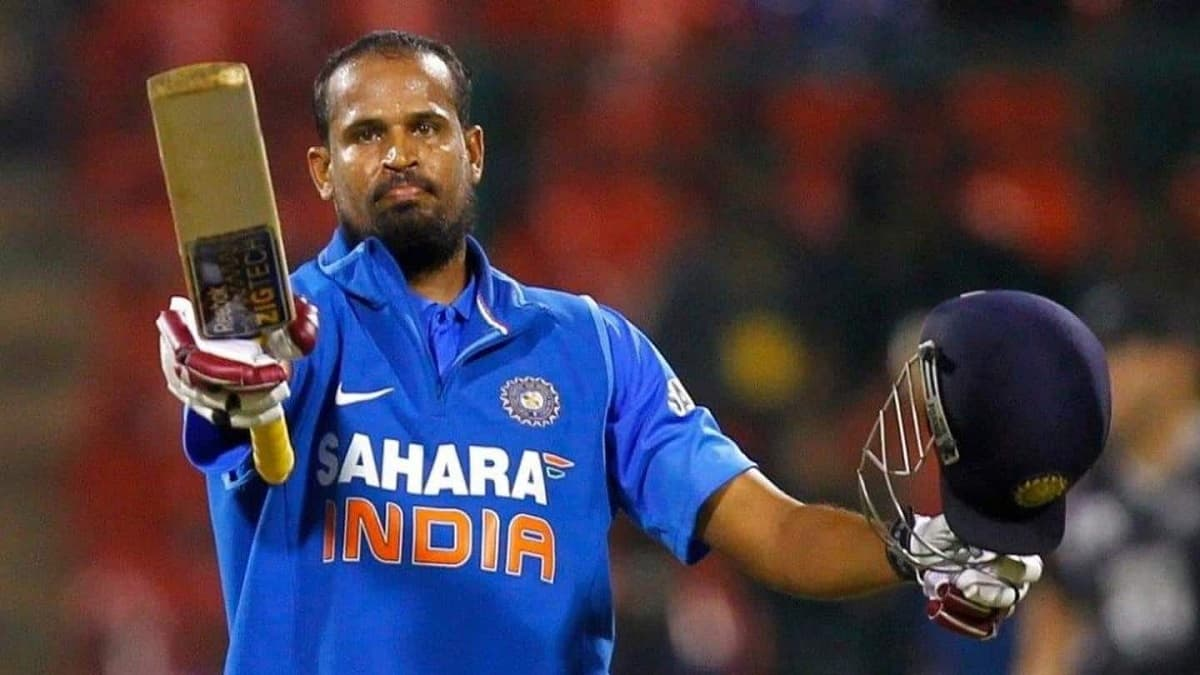 Yusuf Pathan Says good bye to all forms of cricket