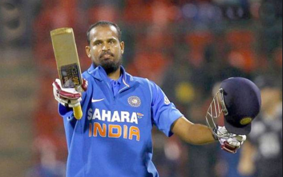 Cricket Image for  Yusuf Pathan Retirement Yusuf Pathan Announced His Retirement
