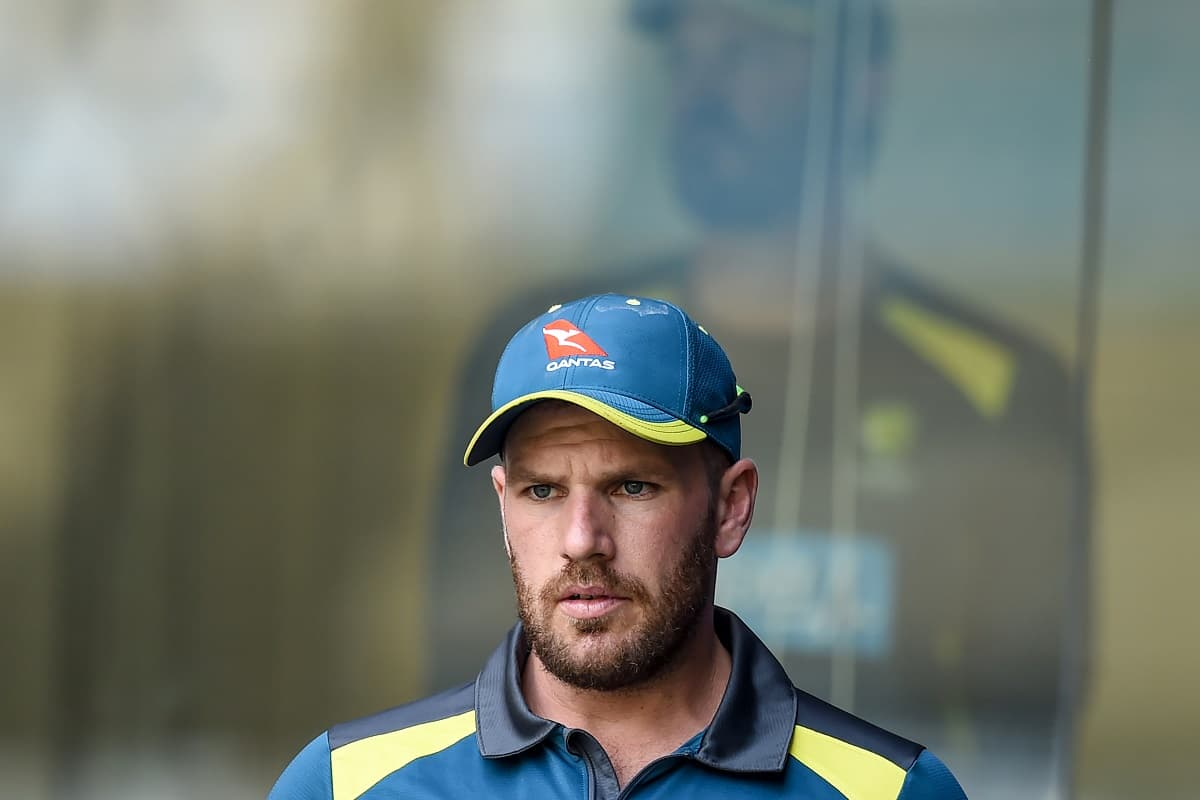 Cricket Image for Aaron Finch's Captaincy Under Scrutiny After T20 Series Loss Against New Zealand