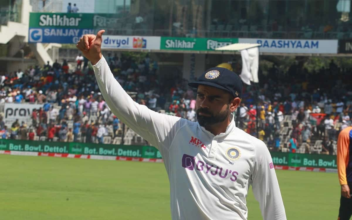 Cricket Image for According To Virat Kohli Adelaides Poor Performance Will Not Effect Motera Test