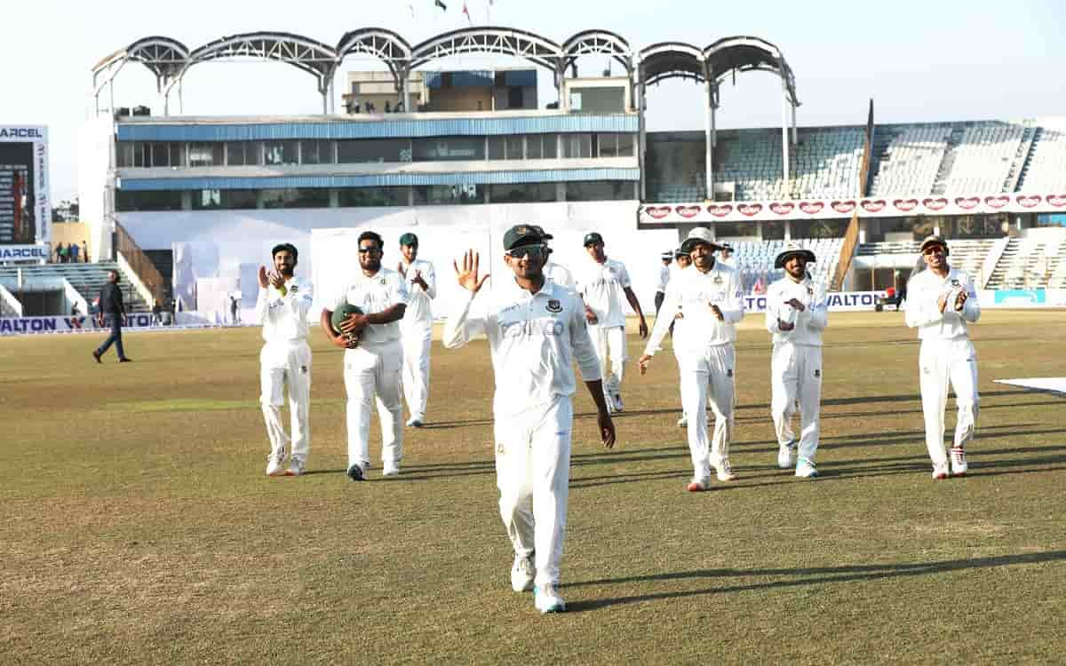 BAN vs WI: Bangladesh dominated the Windies on the second day of the Test match