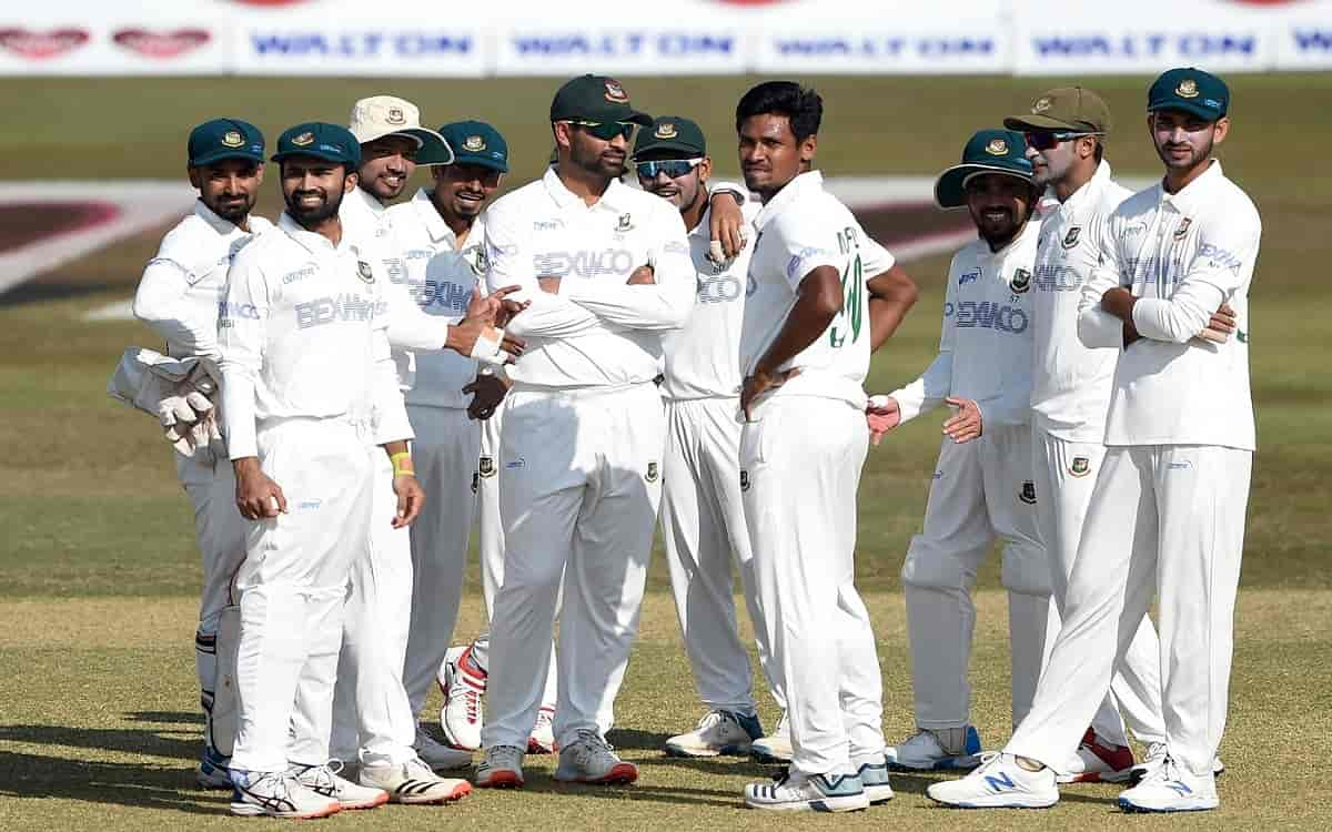 Cricket Image for Bangladesh Team Got A Big Loss In Second Test Against West Indies