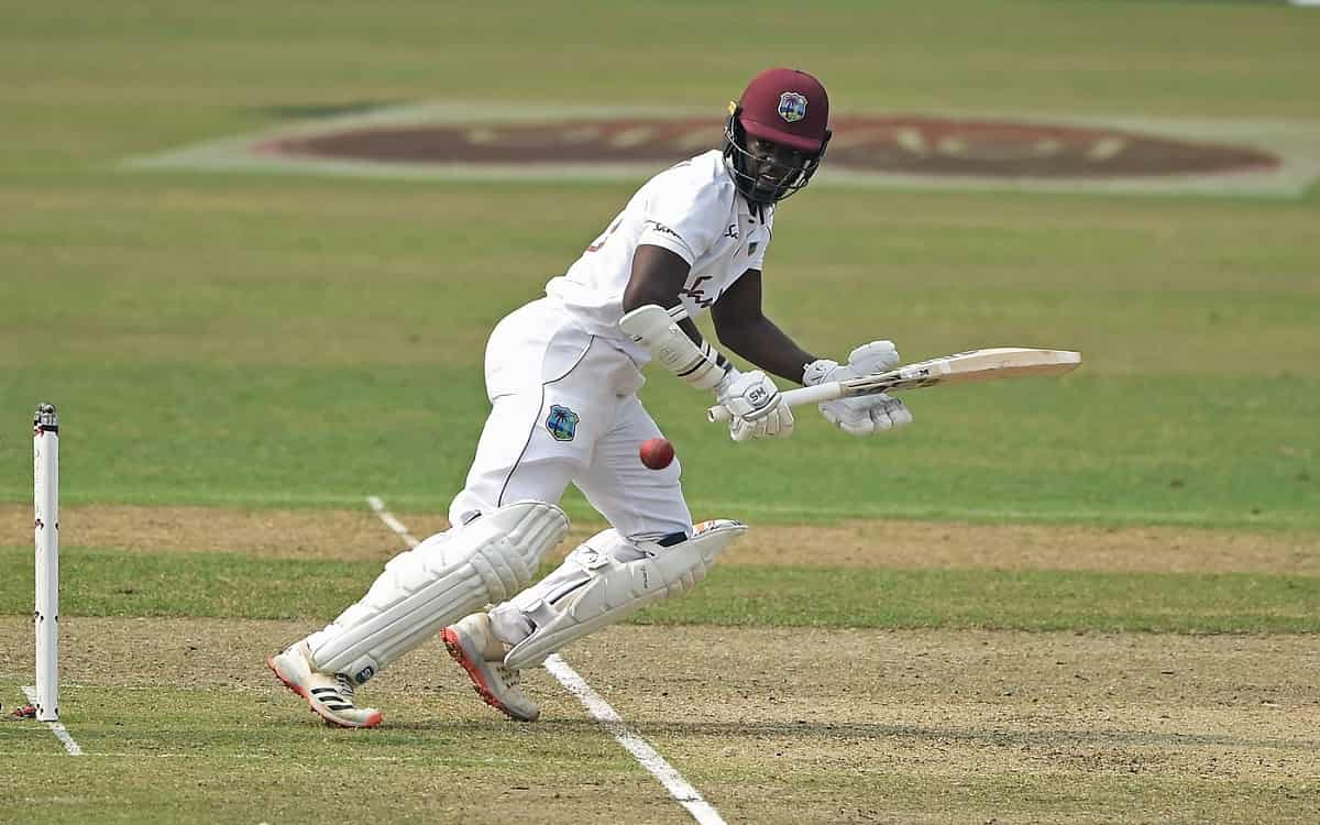 Cricket Image for BAN Vs WI West Indies Scored 223 For 5 Wickets Against Bangladesh On The First Day