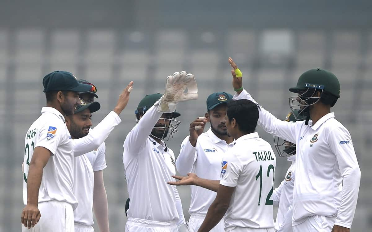 Cricket Image for Bangladesh Seek To Open Test Championship Account Against Windies