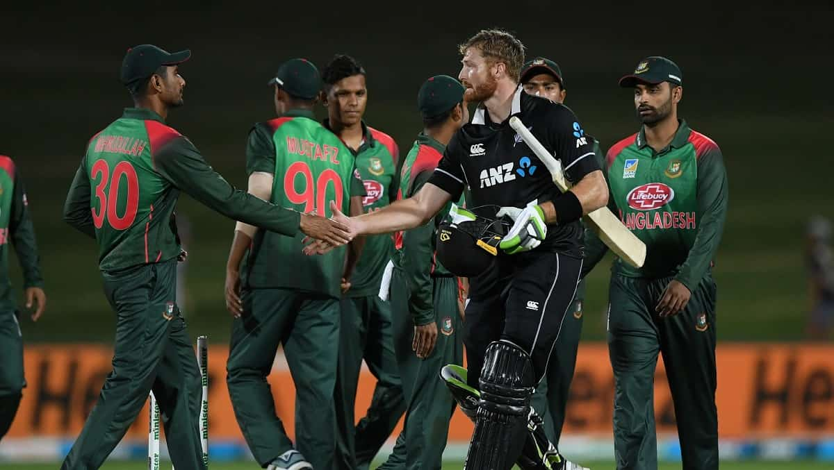 Cricket Image for Bangladesh's New Zealand Tour Pushed By A Week Due To Covid-19