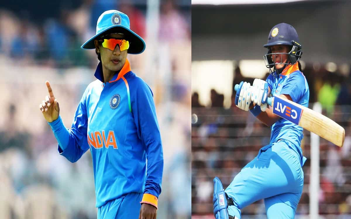 Cricket Image for BCCI Annouced Indian Womens Team For 5 Odis And 3 T20 Matches Against South Africa