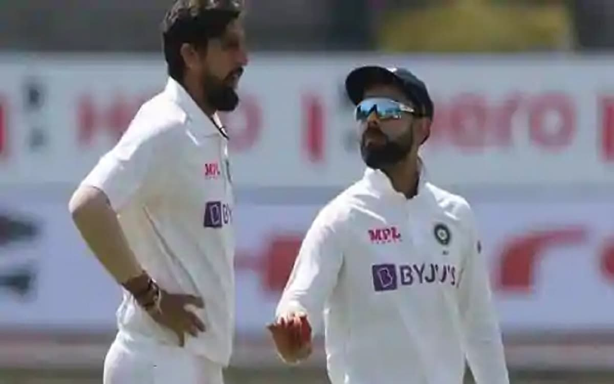 Cricket Image for IND vs ENG: 'Being Old Friends, We Trust Each Other' Virat Kohli On Ishant Sharma