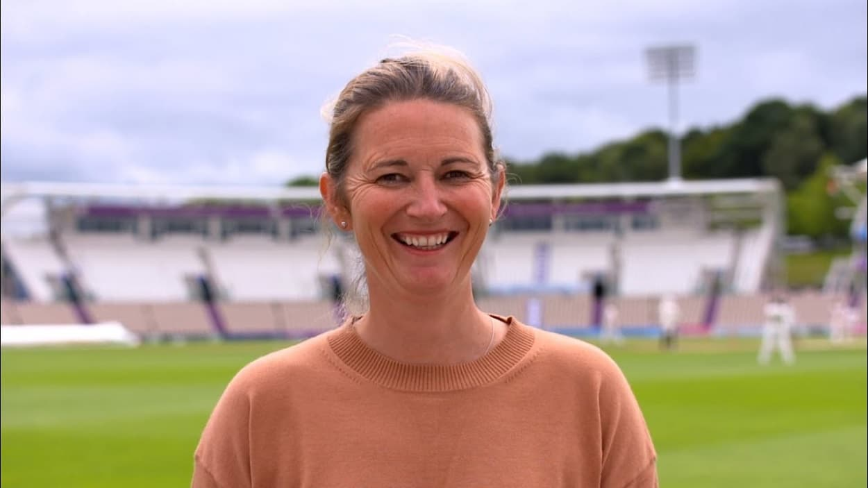 Cricket Image for Charlotte Edwards Becomes First Female President Of England's Cricketers Union