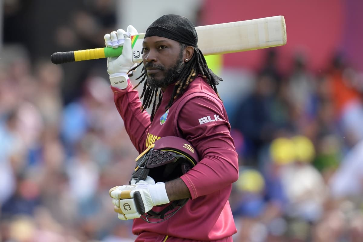 Cricket Image for Chris Gayle Back In The West Indies T20 Squad For Series Against Sri Lanka