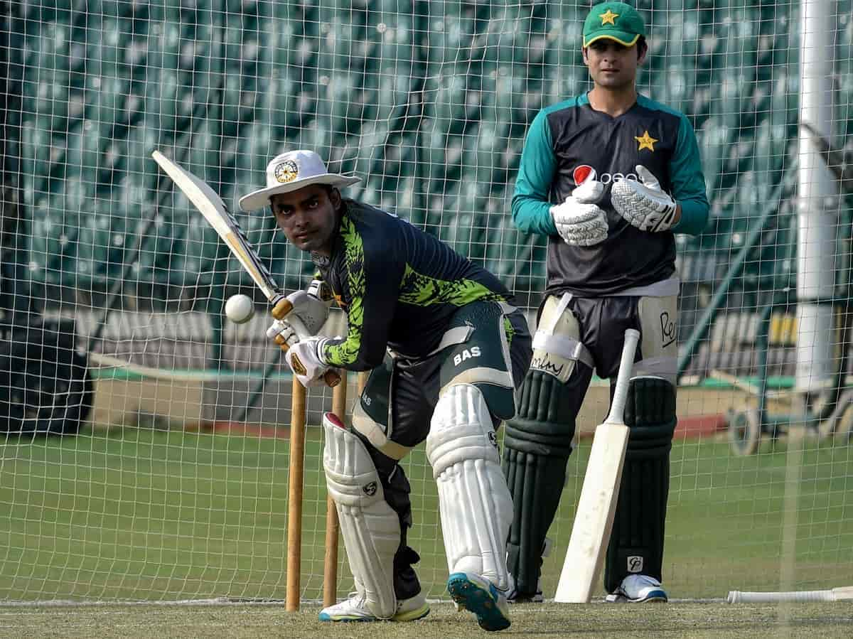 Cricket Image for Umar Akmal's 18-Month Ban Reduced To One Year