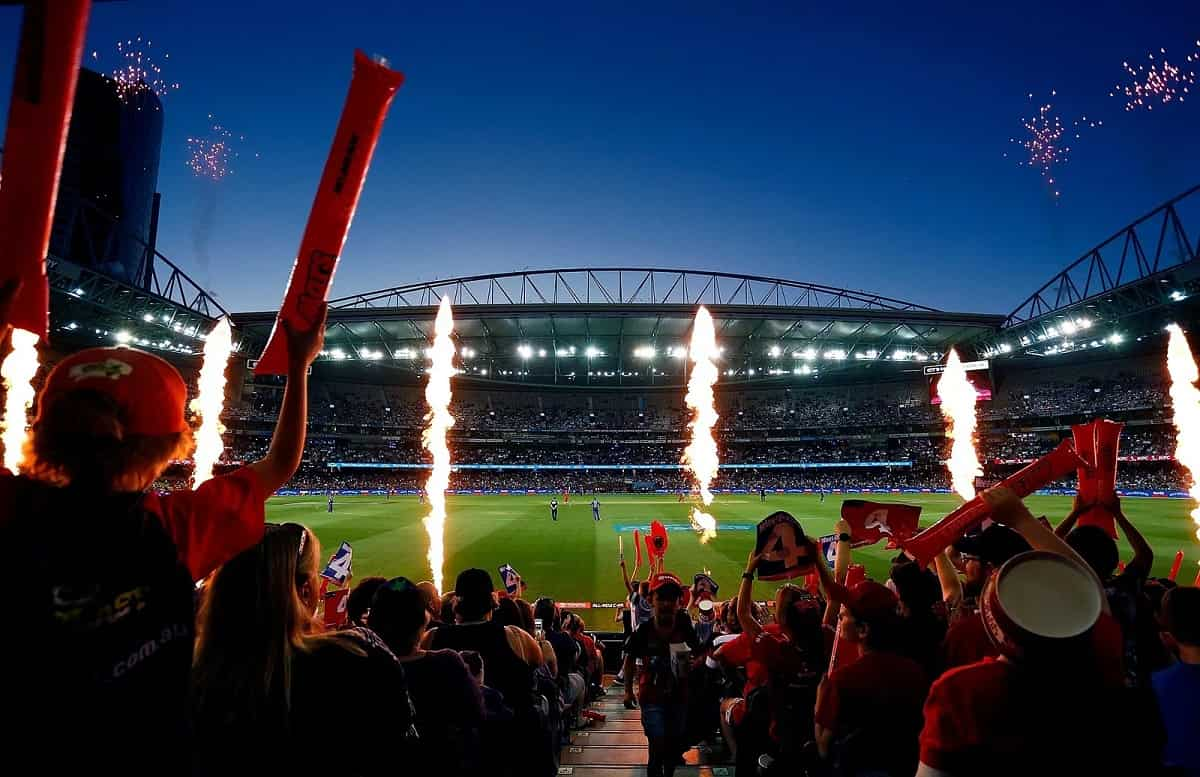 Cricket Image for Crowd Capacity Increased For Big Bash League Final At SCG