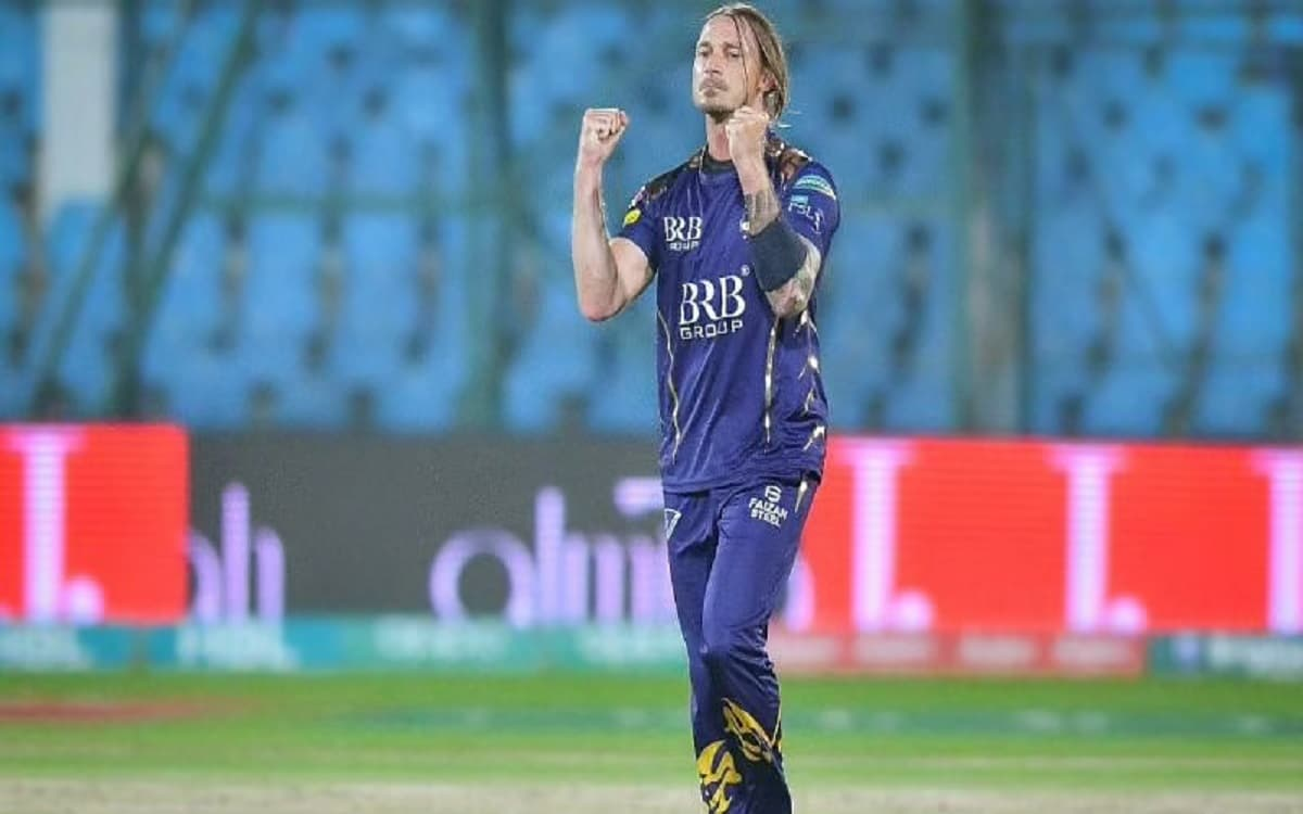 Cricket Image for  Dale Steyn Tweeted About Commentator Who Comment On His Hair Style