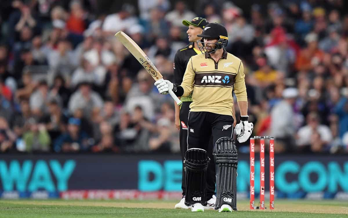 Cricket Image for Nz Vs Aus New Zealand Beat Australia By 53 Runs In First Match Of T20 Series