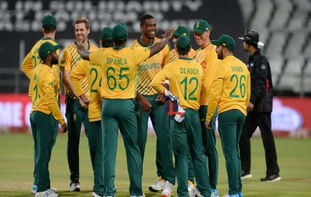For the first time, South Africa's team will tour Ireland for a series