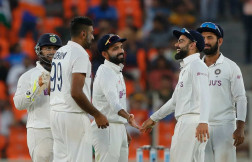 India Wins The 3rd Test By 10 Wicket, Leads Series 2-1