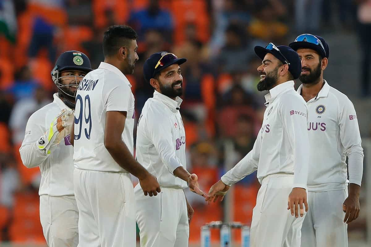 Cricket Image for Pink Ball Test: India Beat England By 10 Wickets, Take 2-1 Lead In Series