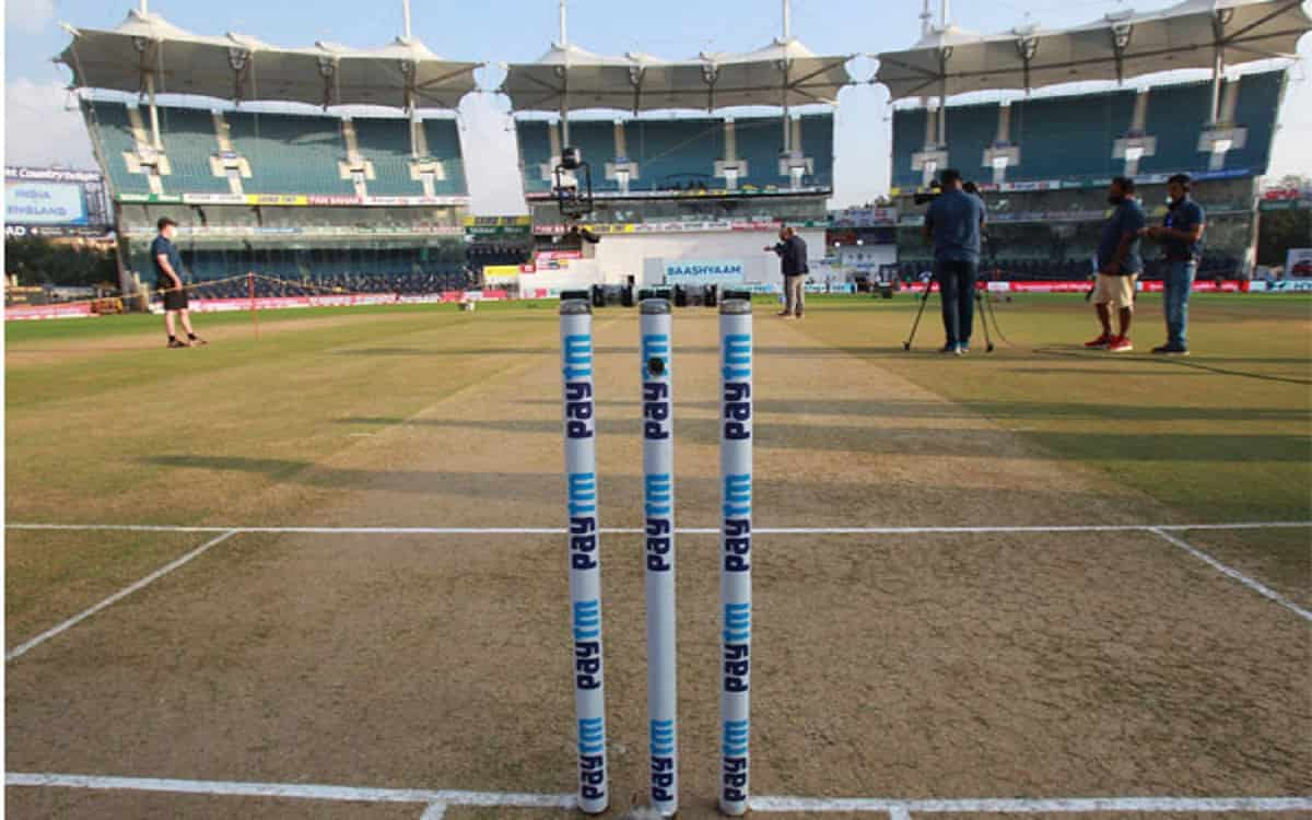 Cricket Image for IND vs ENG: England Misread Pace Of The MA Chidambaram Stadium Pitch