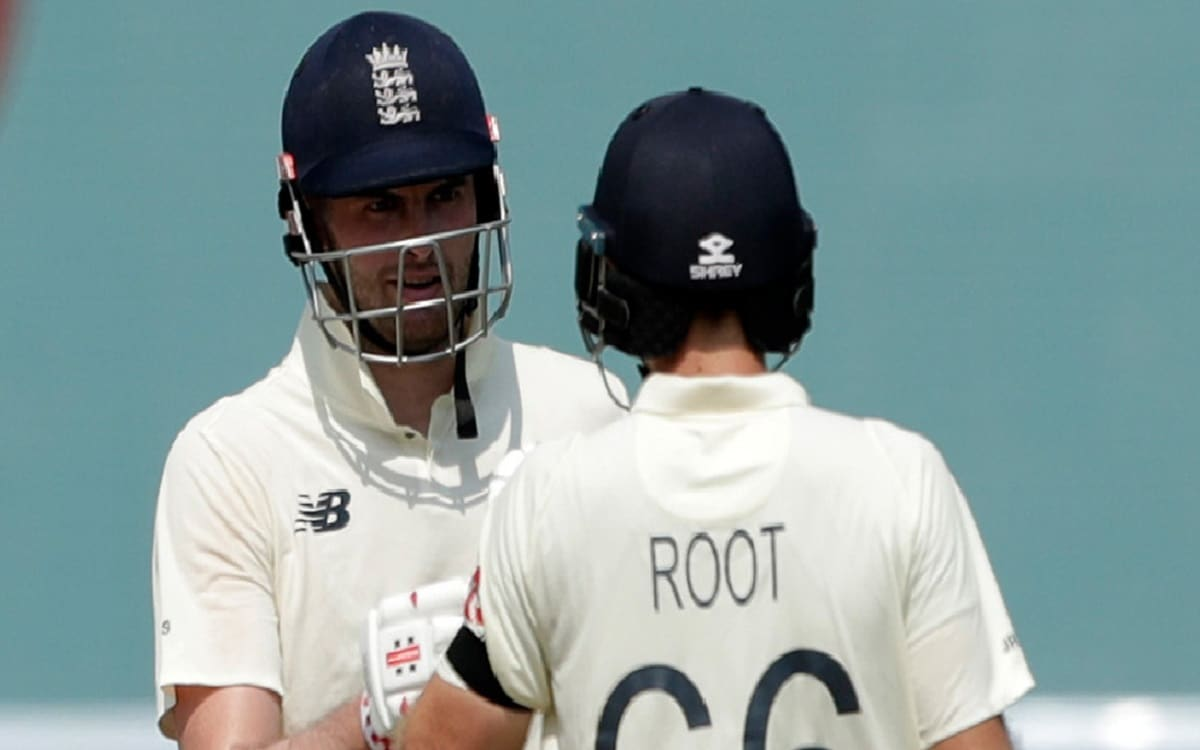 IND vs ENG: England team showed strength with Good Partneship till the Tea time of Chennai Test 202