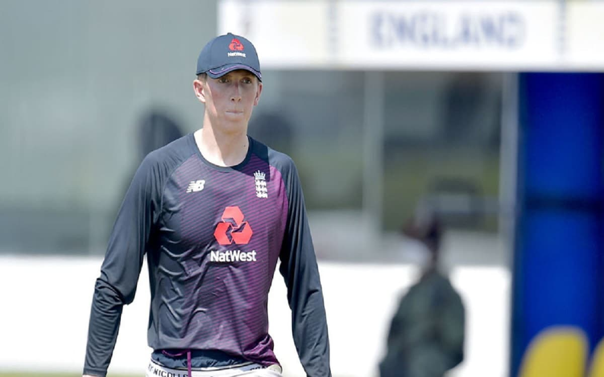 England team got a blow against India, Jack Crowley out of Chennai Test due to injury