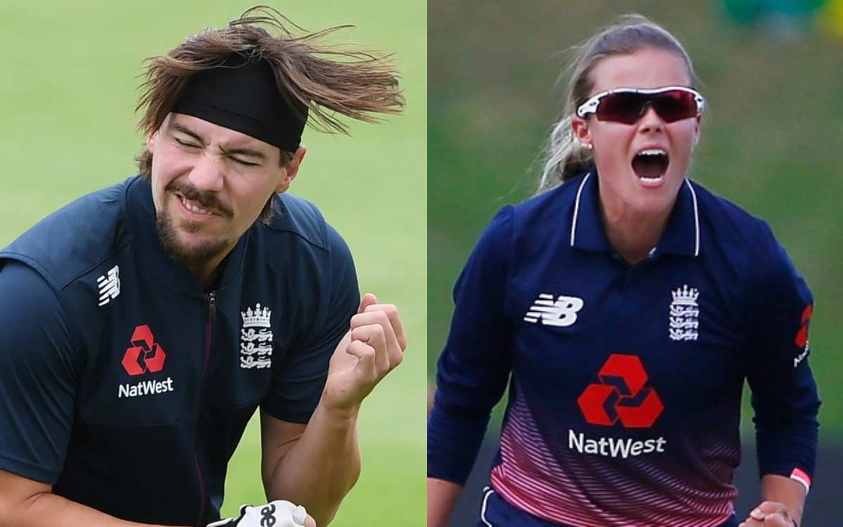 Cricket Image for England's Male-Female Cricketers Involved In Twitter Spat After Horrific Test Loss