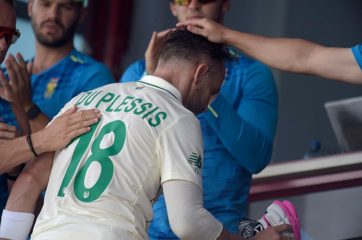 Cricket Image for 'T20 Cricket Priority': Faf Du Plessis Retires From Test Cricket