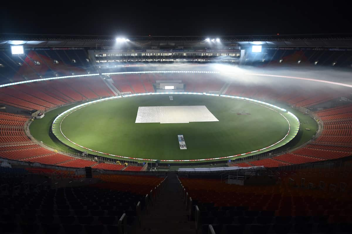 Cricket Image for Fans Avoiding To Sit At Top Floor Of Narendra Modi Stadium, Here's The Reason Why