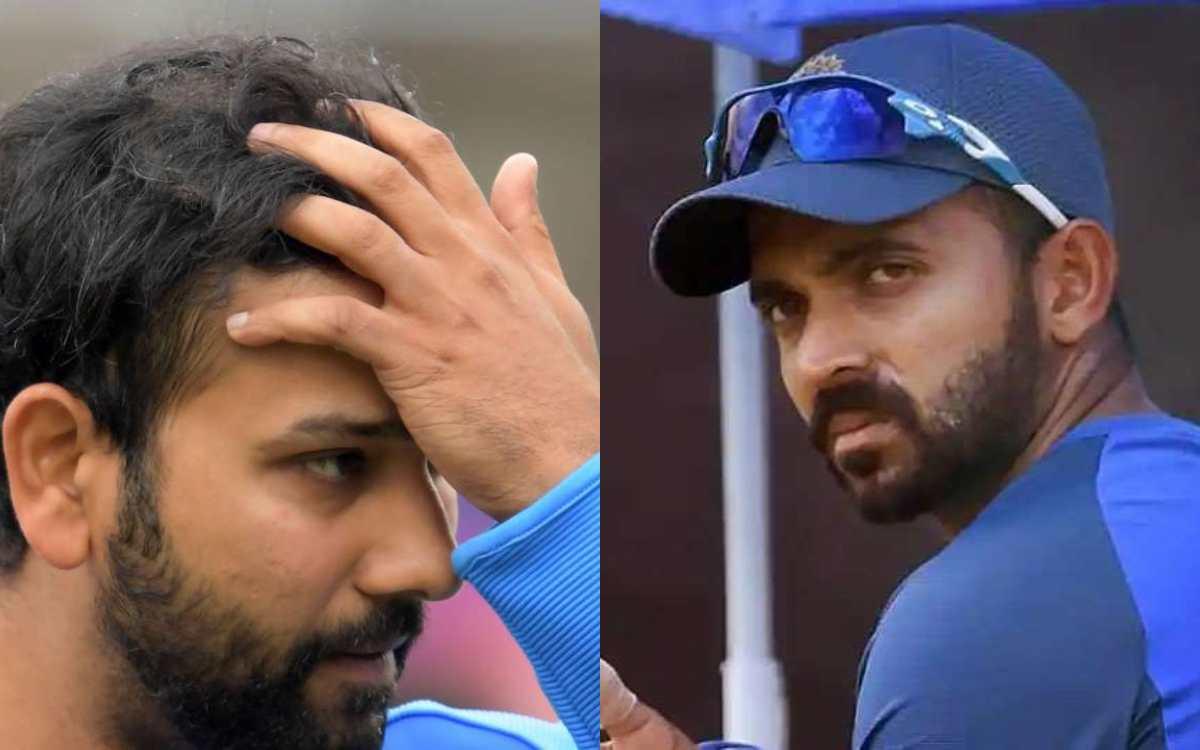 Cricket Image for 'रोहित और रहाणे को टेस्ट टीम से बाहर करो', खराब प्रदर्शन के बाद सोशल मीडिया