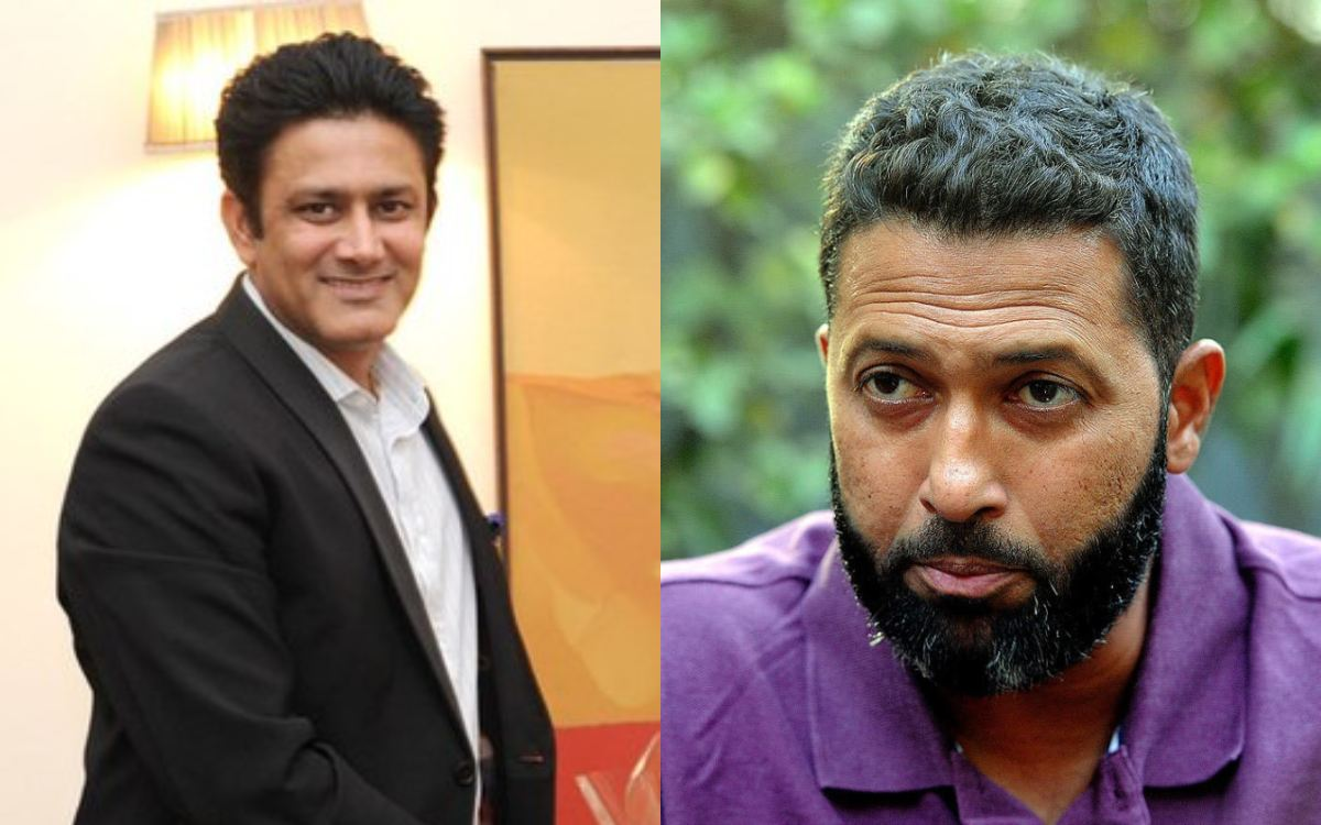 Cricket Image for Anil Kumble Supports Wasim Jaffer After Communal Bias Row Erupts