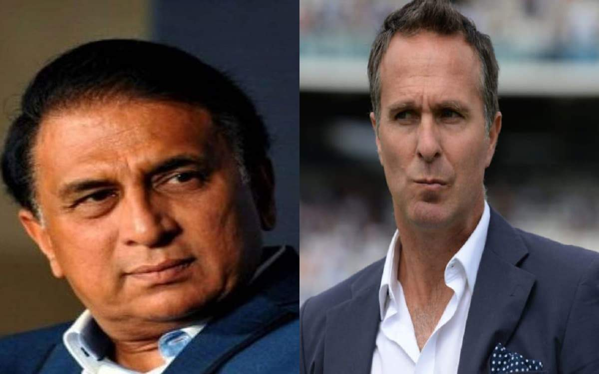 Cricket Image for IND vs ENG: Gavaskar Takes A Dig On Vaughan For Criticizing 'Chennai Pitch'