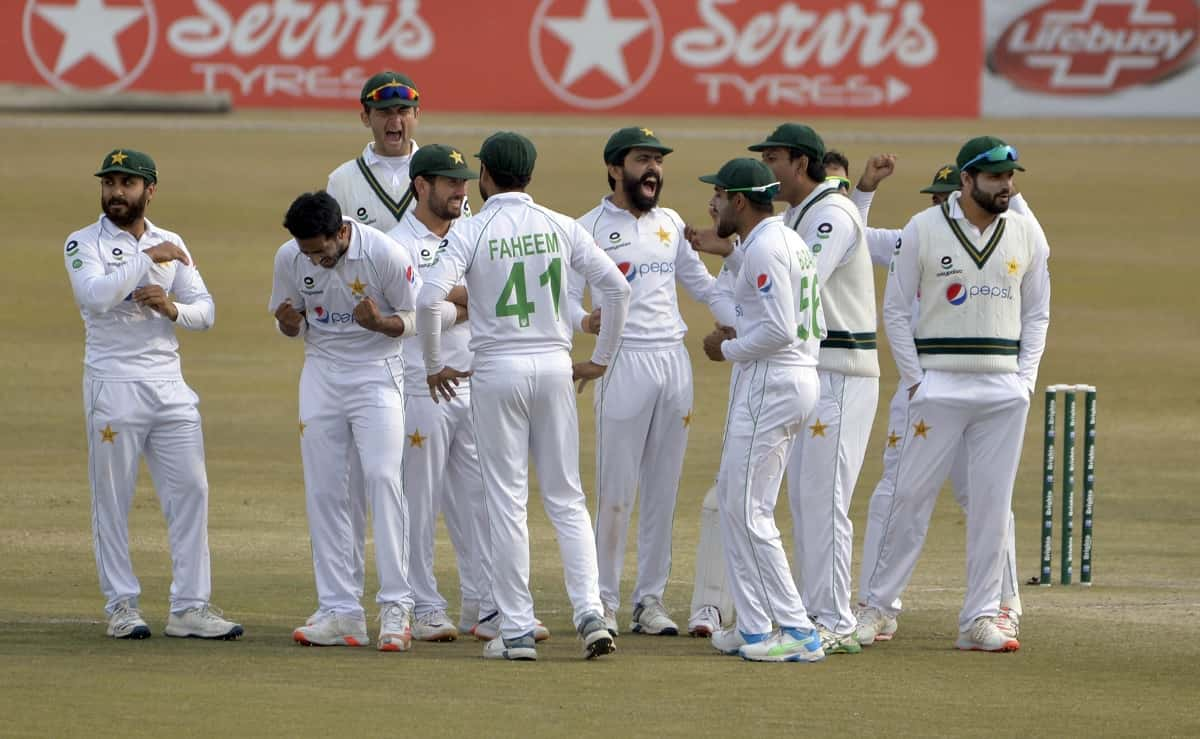 Cricket Image for Hasan Leads Pakistan To First Series Win Over South Africa After 18 Years