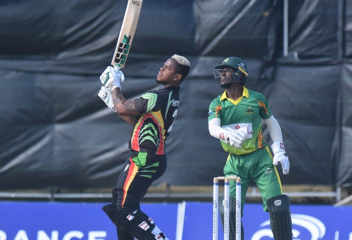 Cricket Image for Hetmyer Smashes Century To Help Guyana Jaguars Storm Into Super50 Cup Finals