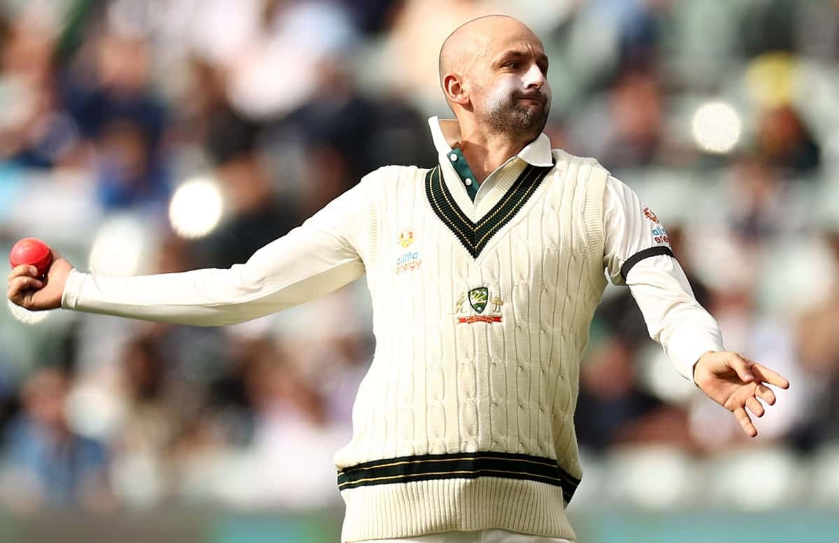 Cricket Image for Ind Vs Eng Australian Spinner Nathan Lyon Came To The Defense Of Motera Pitch