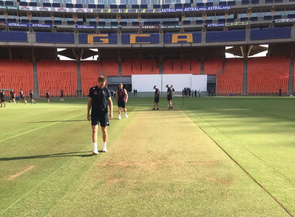 Cricket Image for IND vs ENG 3rd Test: Motera Pitch Likely To Be Another Turning Track