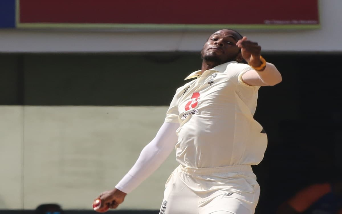 Cricket Image for IND vs ENG: '5th day Chennai pitch the worst I've seen', England speedster Jofra A