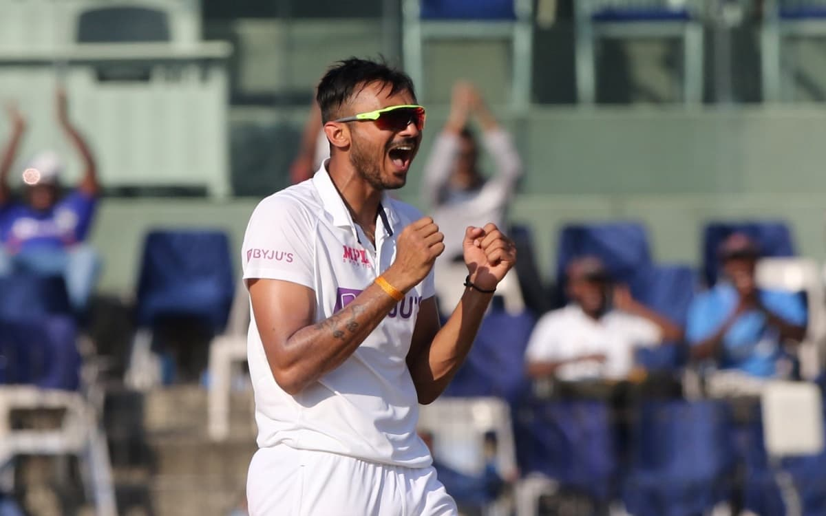 Cricket Image for Ind Vs Eng Akshar Patel Sets Record In Debut Test Player Becomes Sixth Indian Cric