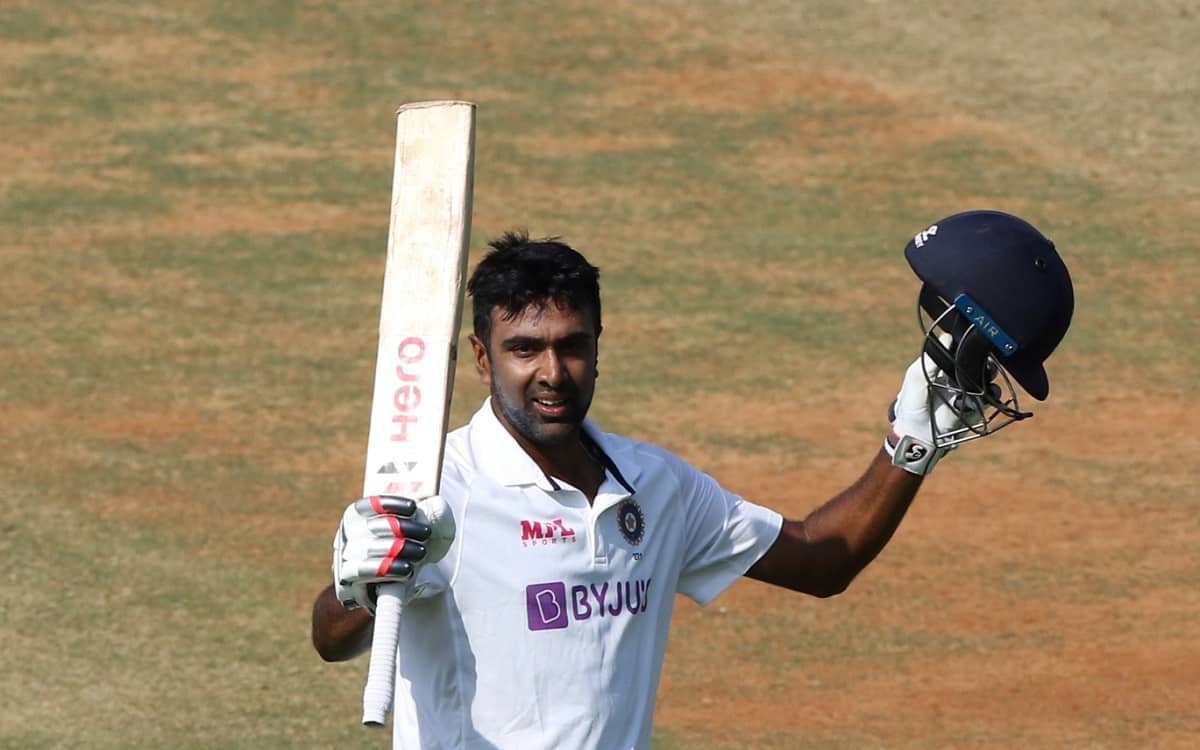 Cricket Image for Ashwin Performance In The Chepauk Test Against England Won The Hearts Of Former Cr