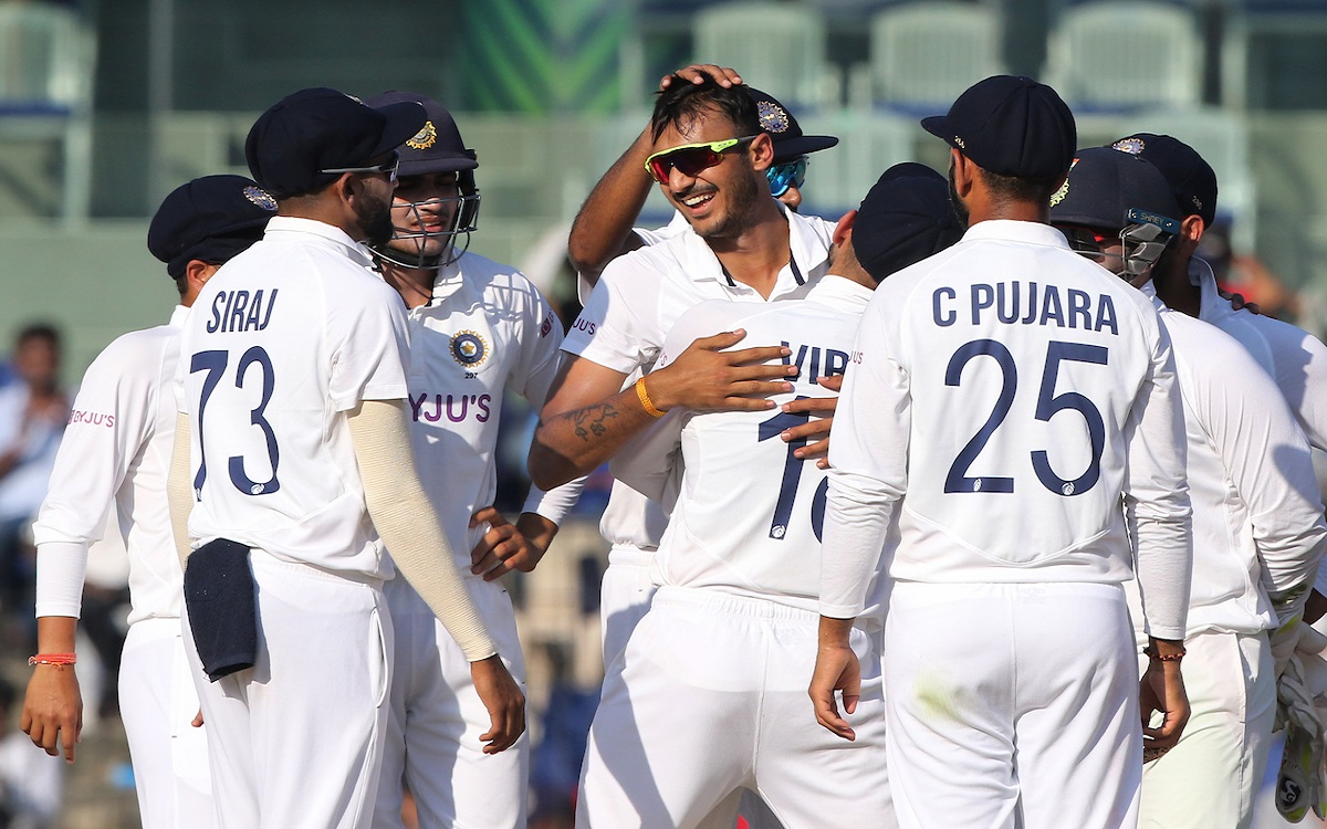 Cricket Image for Ind Vs Eng India Dominated England Cricket Team At Second Test