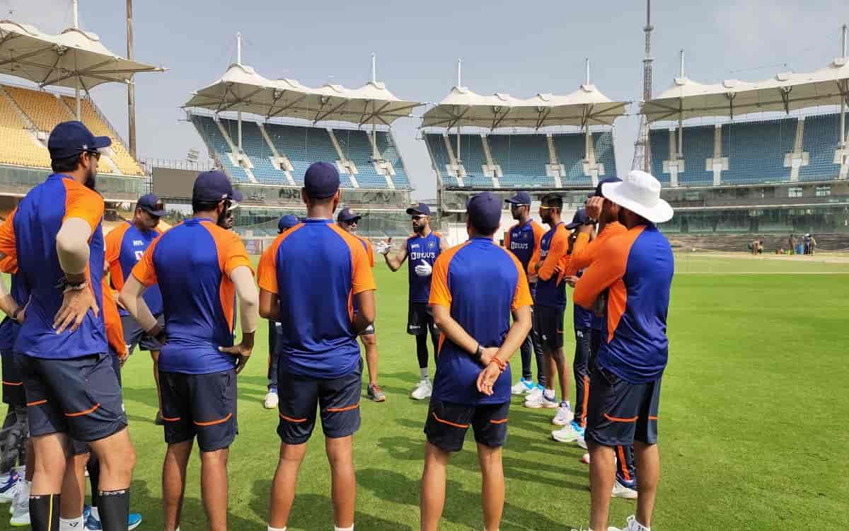 IND vs ENG: Indian cricket team starts training in the Stadium against England