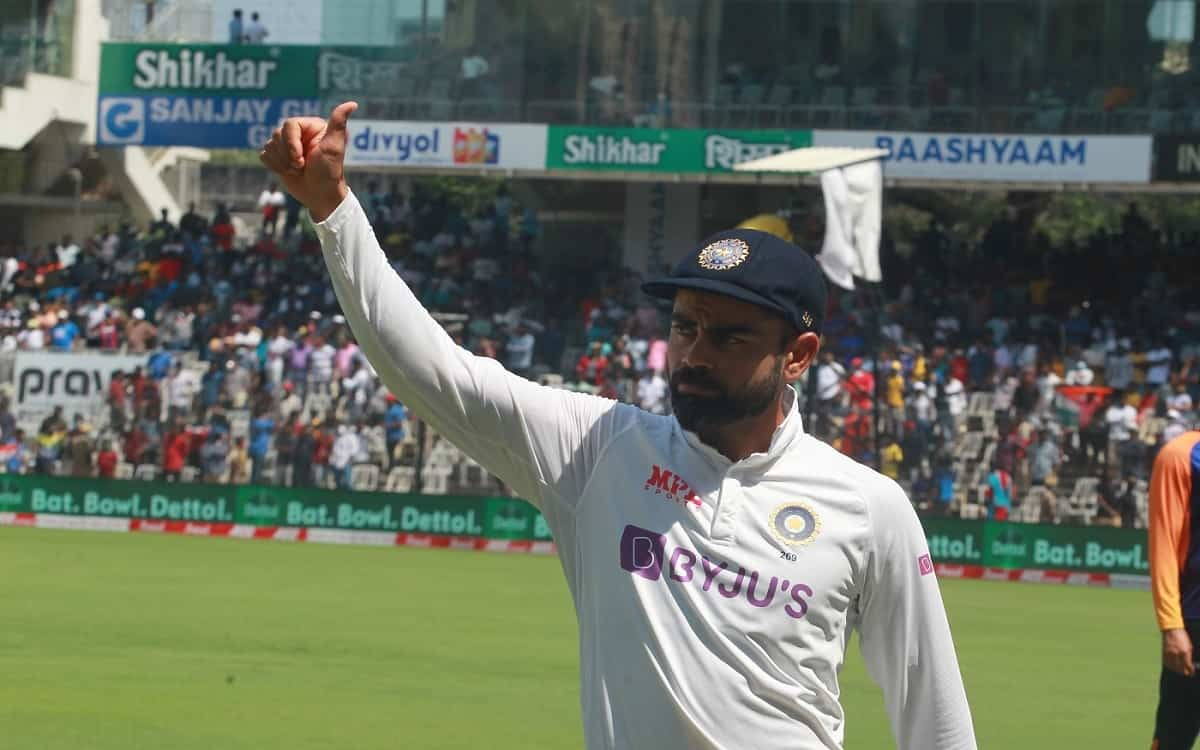 Cricket Image for Ind Vs Eng Kohli Became The Second Most Successful Test Captain At Home Ground