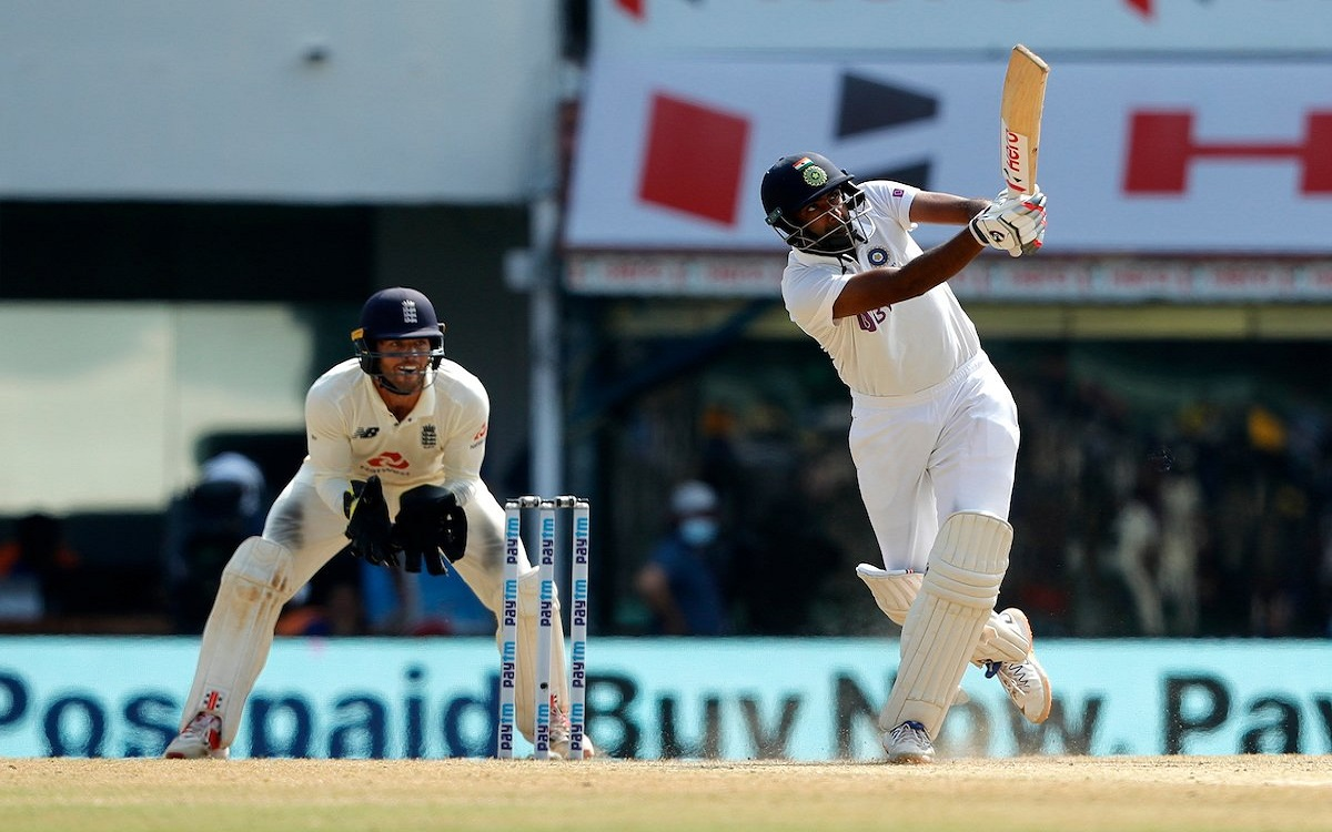 Cricket Image for Ind Vs Eng Ravichandran Ashwin Made A Statement About Batting Strategy