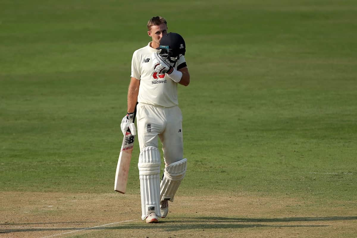Cricket Image for Joe Root Hits Record Double Century In 100th Test