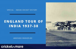 Cricket Image for Cricket History - ਇੰਗਲੈਂਡ ਦਾ ਭਾਰਤ ਦੌਰਾ 1937-38