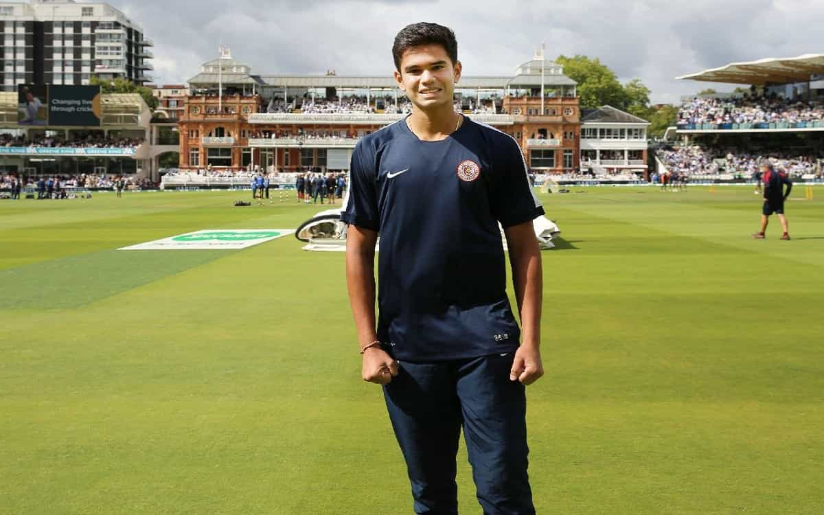 Ipl 2021: Sachin's Son Arjun Tendulkar ready to sell for the First Time in IPL Auction