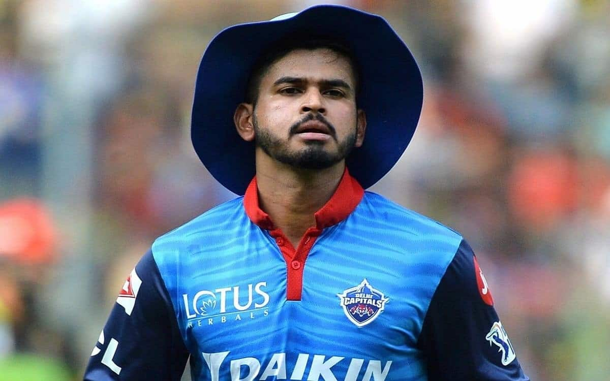 Cricket Image for Delhi Capitals Captain Shreyas Iyer Predicted That Teams Journey May Be Difficult