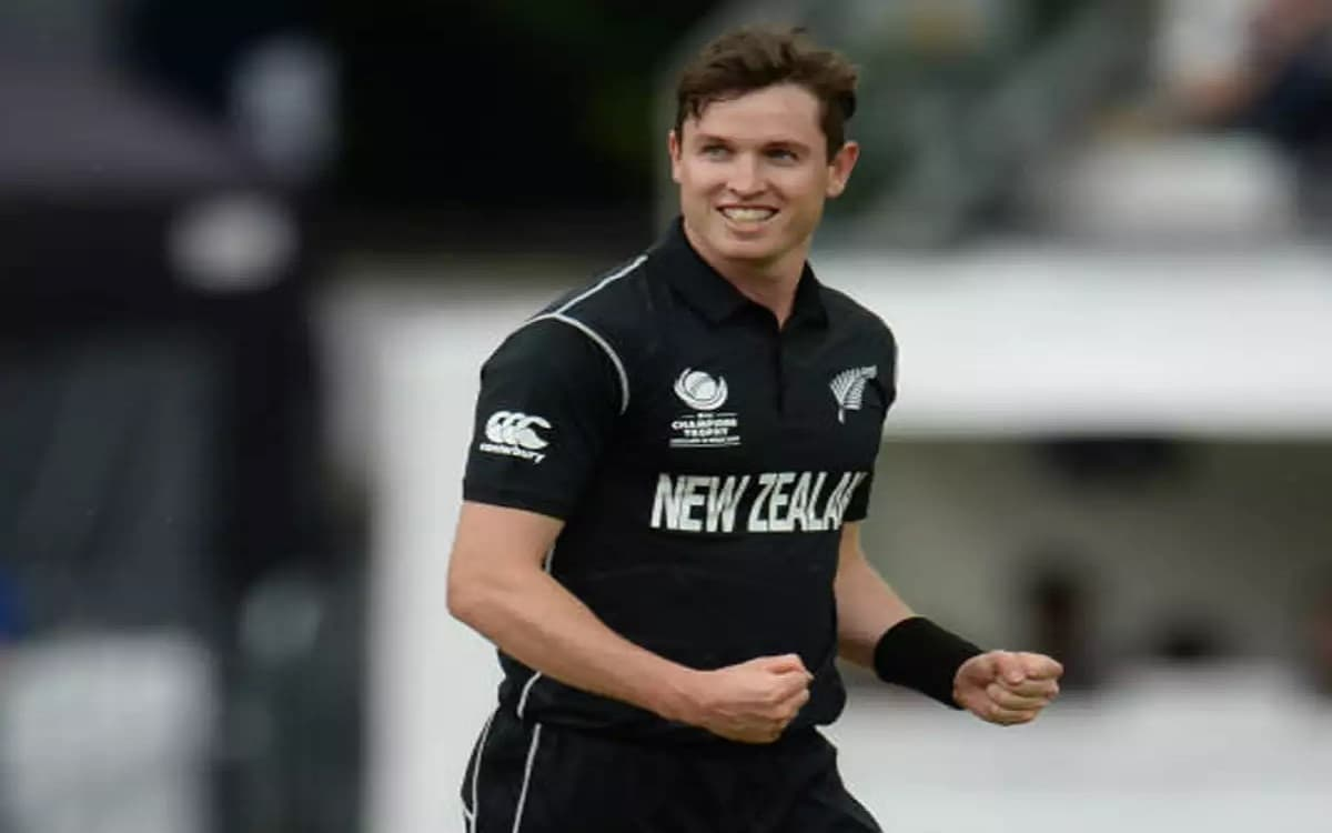 IPL auction: New Zealand fast bowler Adam Milne bought by Mumbai Indians for Rs 3.20 crore