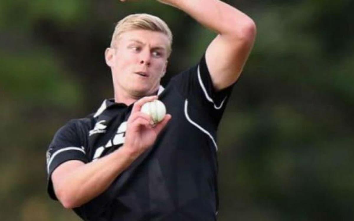 IPL Auction: न्यूजीलैंड के तेज गेंदबाज काइल जैमिसन को RCB ने 15 करोड़ रुपये में खरीदा