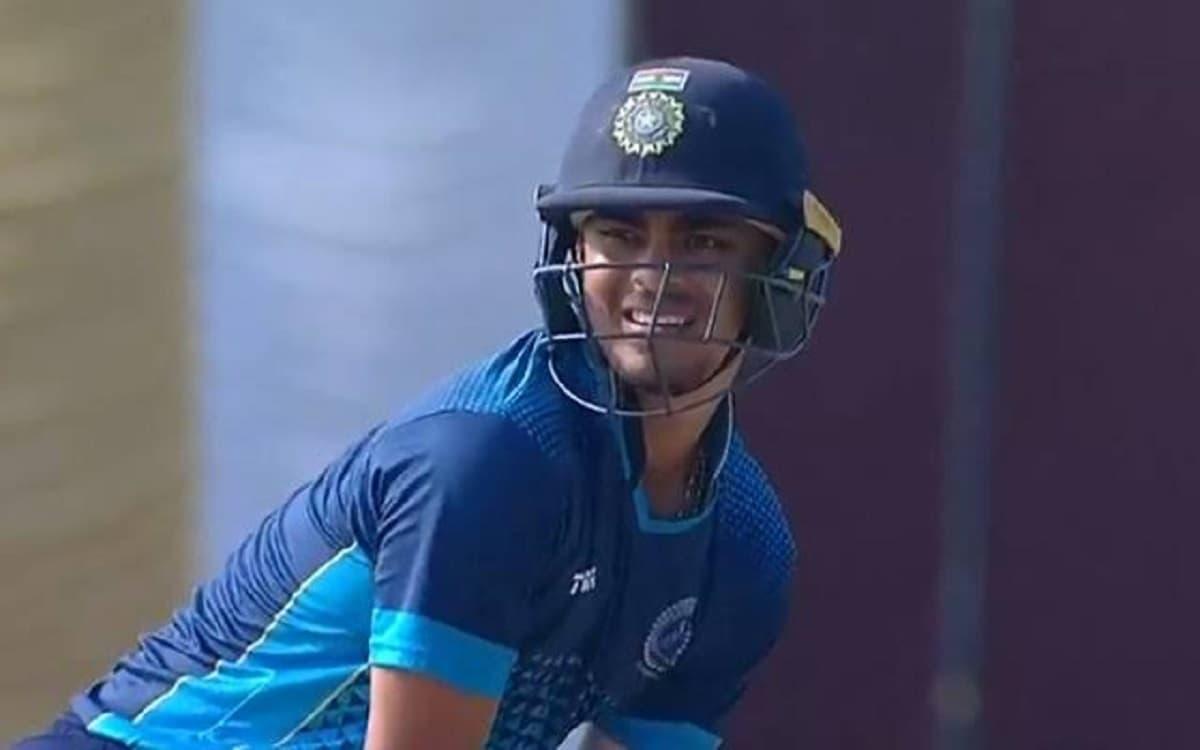 Cricket Image for Vijay Hazare Trophy: Ishan Kishan Sets Records With 94-Ball 173 In Jharkhand Win